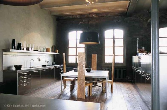 Cristina Rodriguez, Barcelona: Industrial Revolution - dining